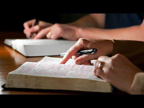 La Biblia es útil para enseñar - La Biblia programa 3 - YouTube