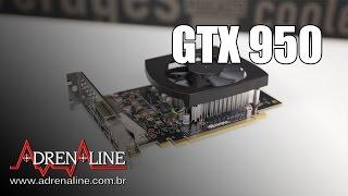 Jogamos com a GeForce GTX 950 e mostramos a performance para vocês thumbnail