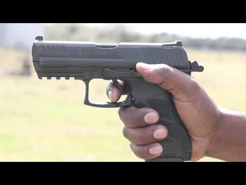 HK P30 9mm Shooting Review