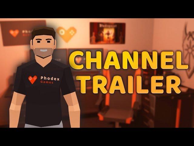 Phodex Games - Channel Trailer