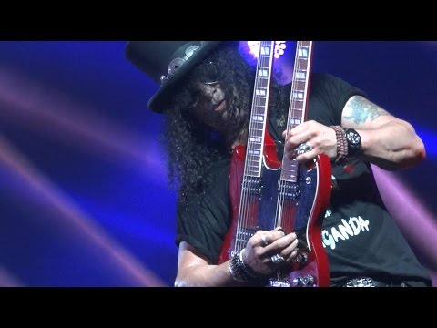 Slash - Live @ Ray Just Arena, Moscow 24.11.2015 (Full Show)