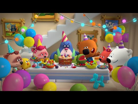 Ми-ми-мишки - Все серии подряд (161 серия) - Мультфильм для детей