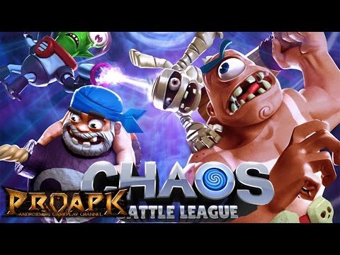 Chaos Battle League Gameplay Android / iOS