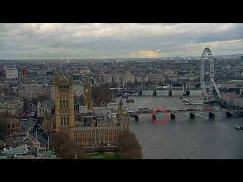 Video emerges showing moment of London attack,...
