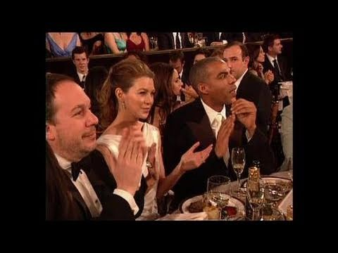Kyra Sedgwick Wins Best Actress TV Series Drama  Golden Globes 2007