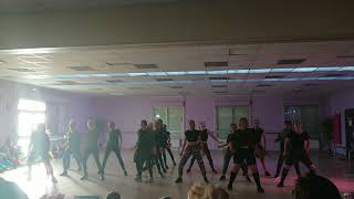 Teens dance Denilsa dance hall 23.06.2018