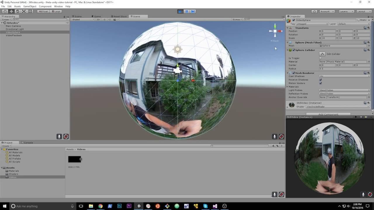Ricoh Theta V gives 360-degree video the audio it deserves