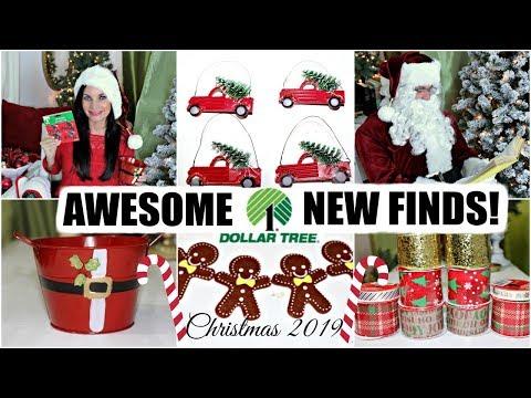 🎄DOLLAR TREE CHRISTMAS HAUL 2019🎄Dollar Tree Christmas crafts decor OLIVIA'S ROMANTIC HOME DIY