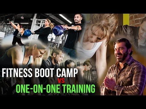 fitness-boot-camp-vs-one-on-one-training
