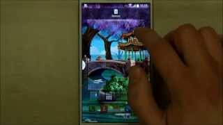 Magic Garden Live Wallpaper for Android