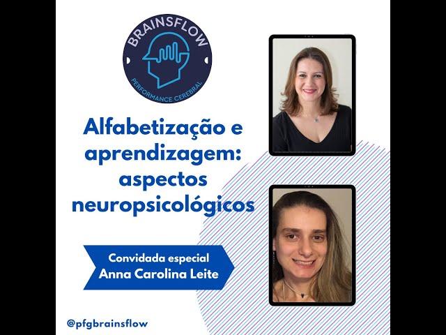 Alfabetização e aprendizagem: aspectos neuropsicológicos