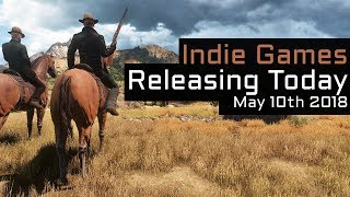 9 New Indie Games Releasing Today - May 9th 2018