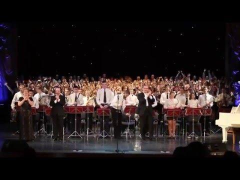 Юбилейный концерт ДМШИ №2 имени Н.И. Аладова