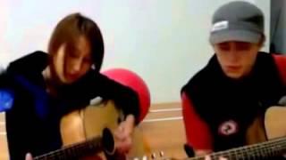 Love Story Apologise Acoustic Guitar Beatbox Mashup