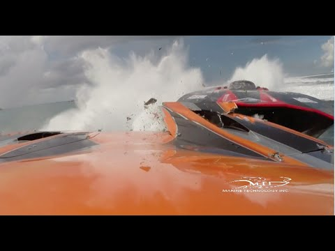 MTI CMS 03 CRC Crash Super Boat World Championship HD