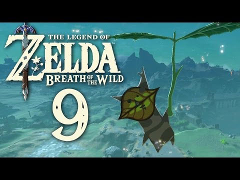 THE LEGEND OF ZELDA: BREATH OF THE WILD # 09 ★ Der dornenreiche Hateno-Turm! [HD60]