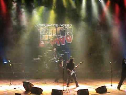 CODIGO ROJO - Angel o Demonio (En Vivo) (Teatro Mexico) (Quito - Ecuador) 27-02-2010
