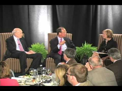 CRFB Annual Conference - Dinner Discussion with Judy Woodruff, Alan Simpson and Erskine Bowles