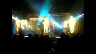 """Sasha Benny & Erick_ En Vivo - """"Serás el Aire"""""""