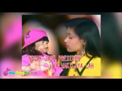 Susan Punya Cita Cita - Susan & Ria Enes - The Song For Kids Official