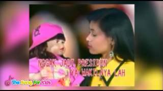 Susan Punya Cita Cita - Susan & Ria Enes - The Song For Kids Official