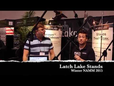 Latch Lake Stands Winter - NAMM 2015