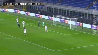 Fudbal - LE: Milan - Crvena zvezda 1:1, golovi sa utakmice