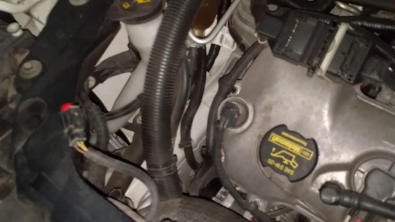 Ford Flex 2009 Pressure Switch