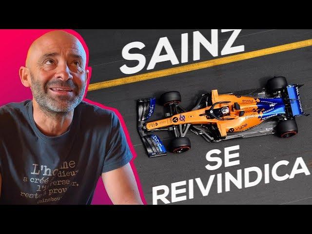 Sainz se reivindica en Mónaco   El Garaje de Lobato