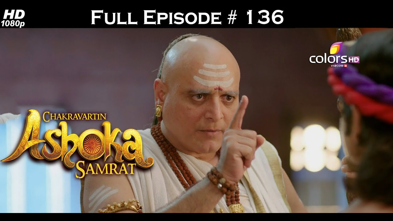 Image result for ashoka samrat episode 136