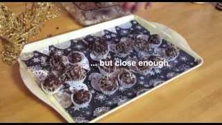 How To Make Chocolate Rum Balls