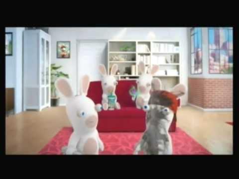 Wii U - Rabbids LAND trailer