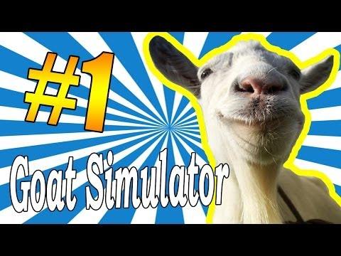 Goat Simulator - САМАЯ СМЕШНАЯ ИГРА В МИРЕ!