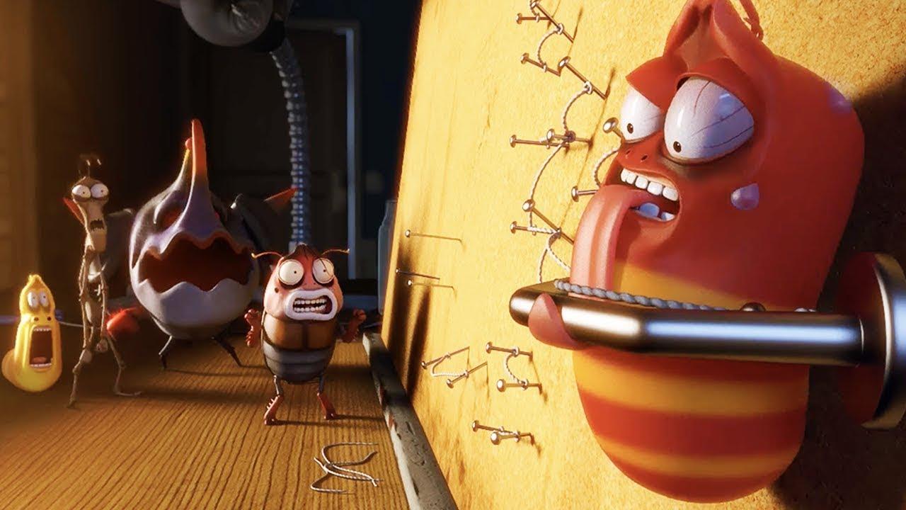 LARVA - TRAPPED | Cartoon Movie | Cartoons For Children | Larva Cartoon | LARVA Official