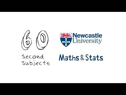 Maths and Statistics Degrees at Newcastle University - 60 Second Subject Guide