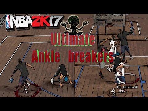 Ultimate NBA 2K17 MyPark Ankle Breaker Mix