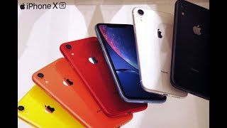 آبل تطلق 3 هواتف جديدة سبتمبر المقبل