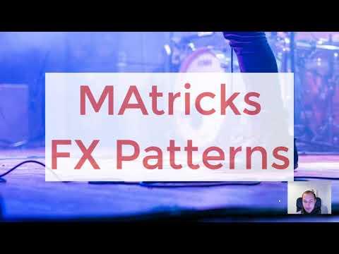 MA2 - MAtricks Effects Patterns (Showfile inside)