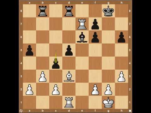 Tata Steel 2018 Round 2: Adhiban Baskaran vs Magnus Carlsen