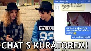 BLUE WHALE: Případy u nás + ukázka chatu s kurátorem!