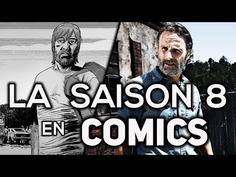 The Walking Dead : La Saison 8 En Comics (partie 1)