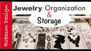 Spring Cleaning | Jewelry Organization and Storage HACK!