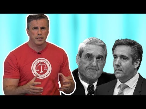 ICYMI: JW Sued for Docs on Mueller's Abusive Raid on Former Trump Lawyer Michael Cohen
