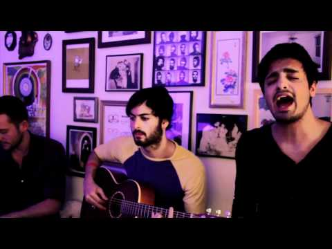 Young the Giant   Cough Syrup  acoustic on Big Ugly Yellow Couch