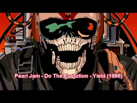 Pearl Jam - do the evolution (sub ingles-español)