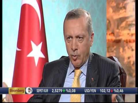 Başbakan Erdoğan -Charlie Rose Röportajı- Full İzle
