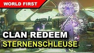 Clan Redeem - World First Sternenschleuse Raid ► Indica / Eon