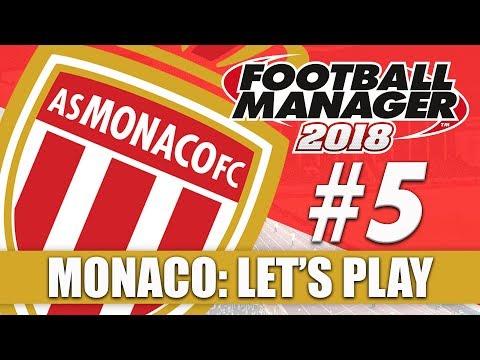 Monaco FM18 | Part 5 | LYON & PORTO | Football Manager 2018 Beta Let's Play Series