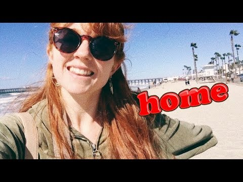 Going Home | Come with Me to My Hometown of San Diego, California