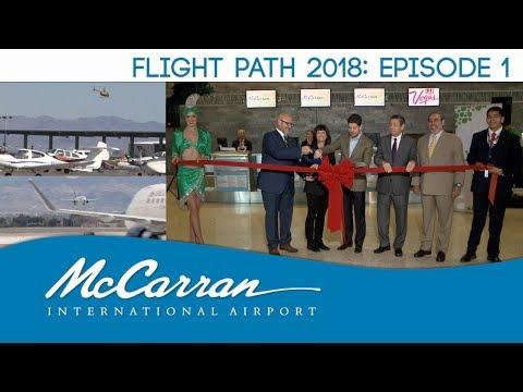 Flight Path 2018 Episode 1